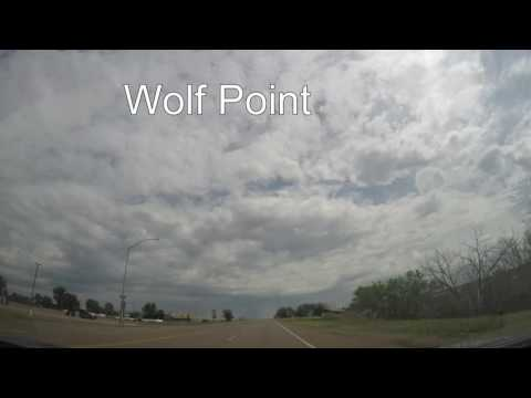 Wolf Point to Culbertson