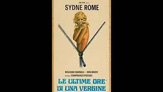 Le ultime ore di una vergine - Daniele Patucchi - 1972