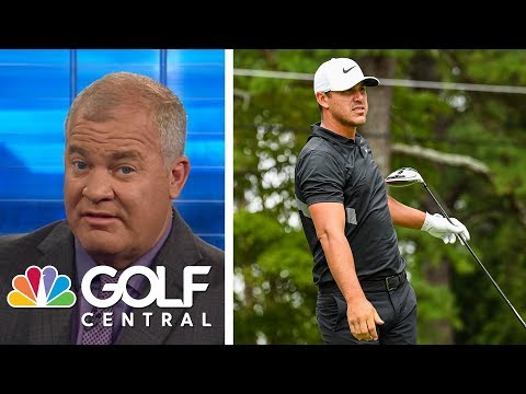 Is Brooks Koepka's health a cause for concern?   Golf Central   Golf Channel