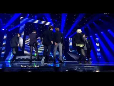 [LIVE  繁中字 ] 110828 Super Junior - Mr. Simple + Winner一位受賞