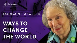 Margaret Atwood on her sequel to The Handmaid's Tale, politics of fear and the climate crisis