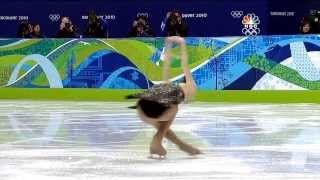 [Yuna Kim] Vancouver 2010 Winter Olympics Figure Skating SP NBC - CTV Commentary