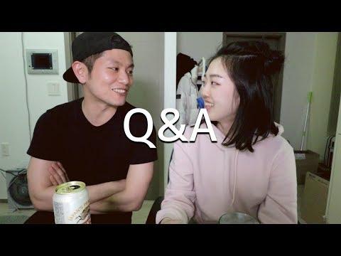 日韓カップルQ&A!どうやって出会って付き合って結婚した?