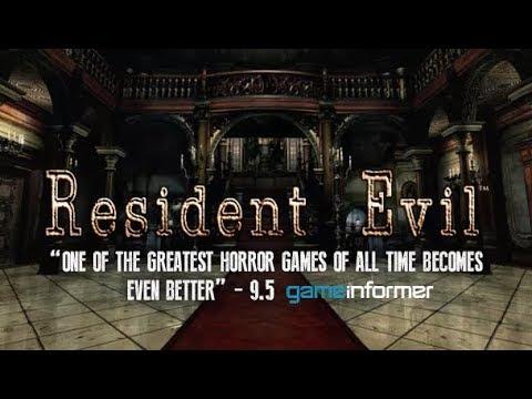 Resident Evil: HD Remaster Ps4 (Guía inicio)