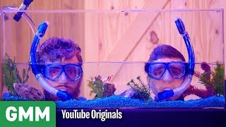 Trapped in a Fish Tank ft. Cody Simpson