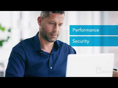 Akamai Control Center is customized to meet the needs of your business