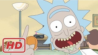 Rick and Morty Funniest Moments 4