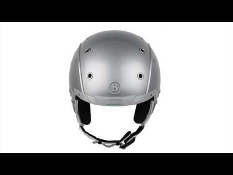 Bogner Ski Helmet Pure In Silver
