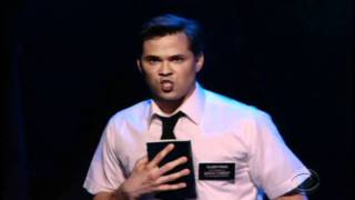 Book of Mormon performance at the 2011 Tony Awards