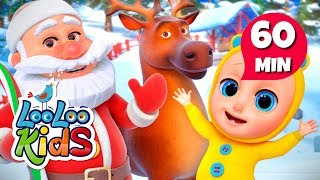 Jingle Bells - Christmas Song for Children | LooLoo Kids