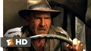 Indiana Jones 4 (1/10) Movie CLIP - Warehouse Escape (2008) HD