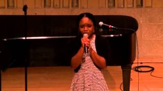 Kenita Miller - Your Daddy's Son - Intro by Ahrens and Flaherty