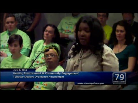 Minneapolis Ordinance Prevents Youth Tobacco Use