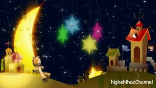 NHẠC RU BÉ NGỦ HAY NHẤT   ❤ 8 HOURS ❤ LULLABIES for Babies to go to Sleep (P1)