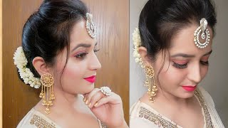 Inspiring makeup tutorial/Alia from ye hai mohabbatein/Marriage/party makeup look In Hindi