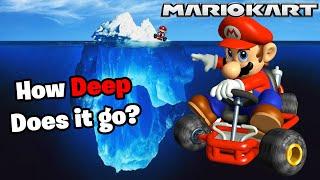 The Mario Kart Iceberg Explained!