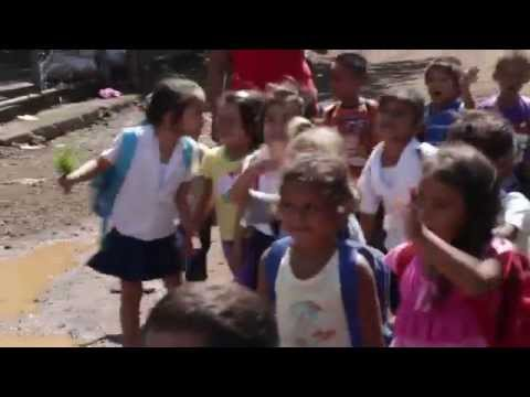 15 Seconds or Less - Frontier's First Day in Nicaragua.