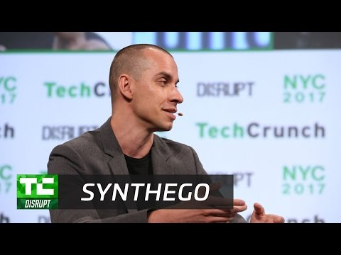 Synthego's Paul Dabrowski gets Sci Fi on us