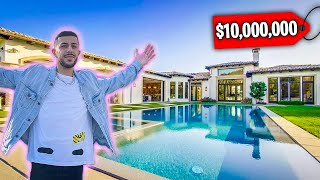 I'm Moving into FAZE RUG'S MANSION!!