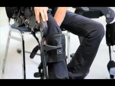Alan Bloore & Amanda Boxtel - Berkeley Bionics (eLegs)