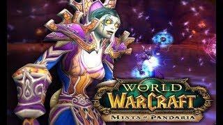 World of Warcraft: Mists of Pandaria НЕЖИТЬ МАГ часть 1 Начало