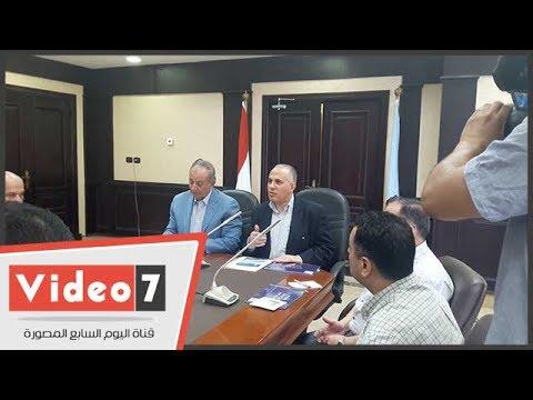 وزير الرى : 400 مليون جنيه قيمة مشروعات الحماية من مخاطر السيول بالبحر الاحمر