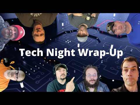 Ham Nuggets Live - Tech Night Wrap Up