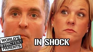 Strictest Parents Have Never Been Spoken This Way Before | World's Strictest Parents
