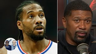 Kawhi missing three straight games is concerning – Jalen Rose | Jalen & Jacoby