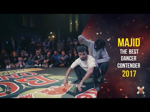 MAJID   The BEST DANCER OF 2017 Contender   Dance Compilation 🔥