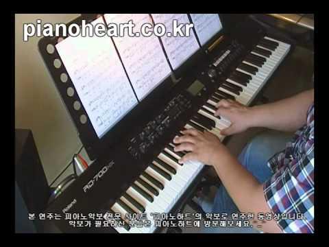 가로수 그늘아래 서면 피아노 연주 RD-700NX