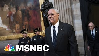 Colin Powell Dies From Covid Complications At 84