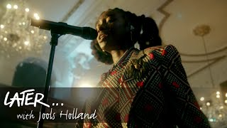 Little Simz – Woman (Live on Later)