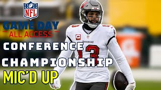 NFL Conference Championship Mic'd Up! |