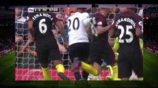 Tottenham Hotspur vs Manchester City 2 - 0 Highlights and goal 2 oct 2016