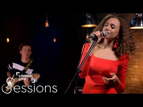 JONES - Something Bout Our Love | London Live Sessions