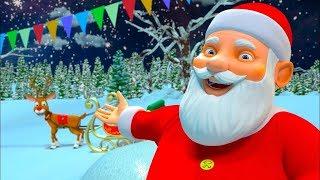 Jingle Bells | Christmas Songs for Children | Xmas Songs for Kids | Cartoons - Little Treehouse