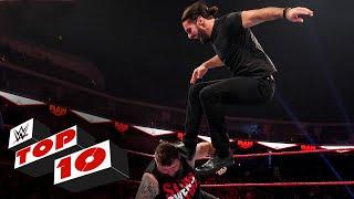 Top 10 Raw moments: WWE Top 10, Dec. 23, 2019