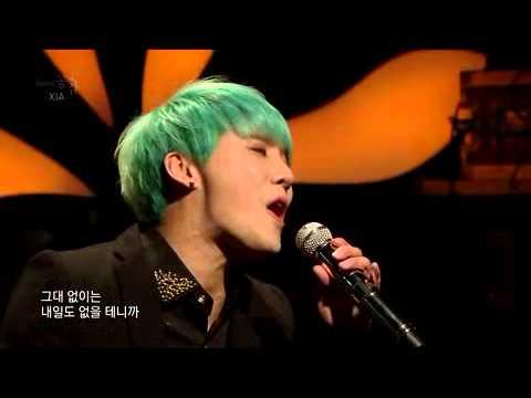 [EBS스페이스 공감] XIA(김준수) - 사랑은 눈꽃처럼
