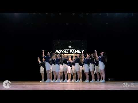 THE ROYAL FAMILY |  Studio Challenge 2018
