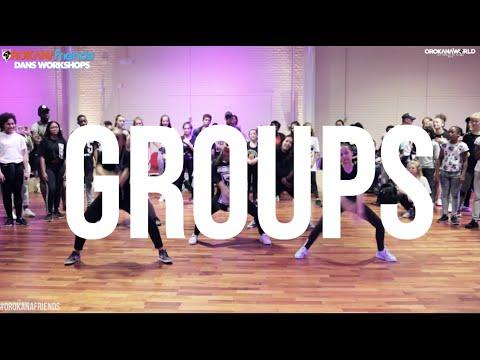 Orokana Friends Workshops | DEVANTE & VENNY GROUPS | AFRO DANCE