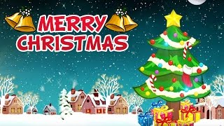 We Wish You A Merry Christmas | Christmas Carols | Christmas Songs For Kids