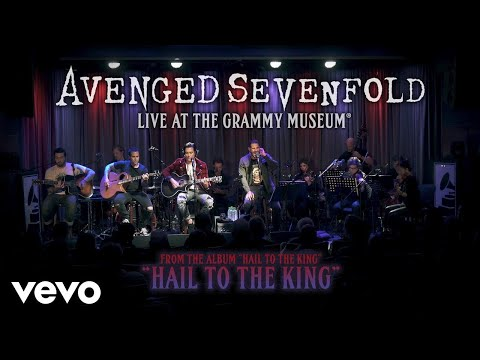 Hail To The King (Live At The GRAMMY Museum®)