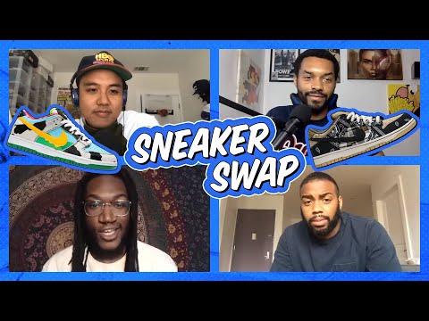 Trading the $2,000 Chunky Dunkys for the Travis Scott Nike SB   B/R Kicks Sneaker Swap