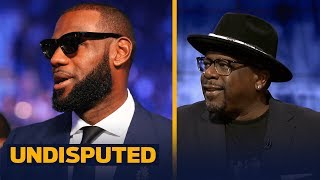 Cedric the Entertainer weighs in on LeBron James and Dwyane Wade, more | UNDISPUTED