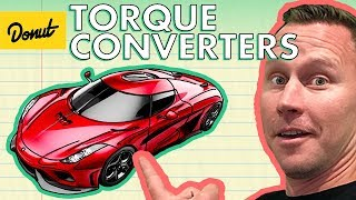 TORQUE CONVERTERS | How they Work