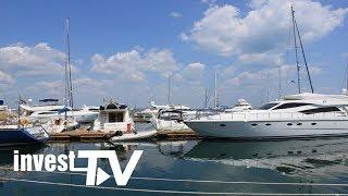 Tiền Giang: gọi đầu tư Dự án Cảng du thuyền 665 tỷ đồng