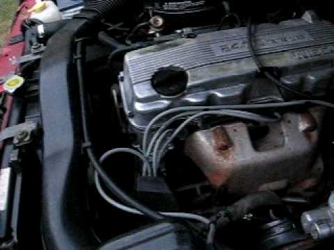 1990 Nissan Truck Issue ! Wont Start Just Clicks - YouTube