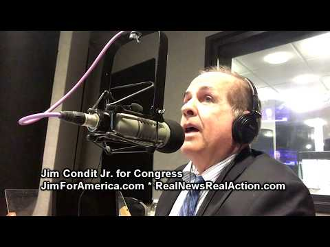 Snapshot & Issues Election 2018  Condit For Congress 9 9 2018 Radio Show