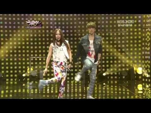 Boa - Only One ft Luhan & Sehun (Live Compilation)